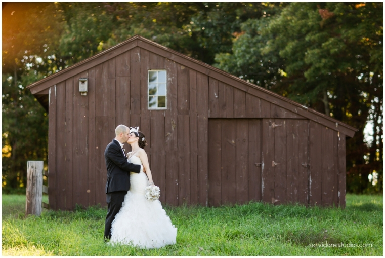 Kelly Dave Zukas Hilltop Barn Wedding 187 Servidone